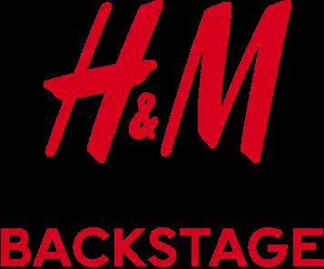 h&m バック ステージ